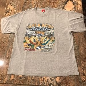2005 Super Bowl NFL Official T-Shirt